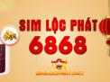 Khảo sát giá của sim lộc phát đuôi 6868 trên thị trường
