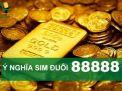Giải Mãi Ý Nghĩa Sim Đuôi 88888 – Đại Phát, Đại Lợi