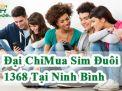 Địa chỉ mua sim đuôi 1368 tại Ninh Bình giá rẻ UY TÍN