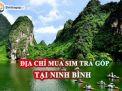 Địa chỉ mua sim trả góp tại Ninh Bình