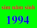 Sim sinh năm 1994 - mang may mắn trọn vẹn đến cho người sở hữu