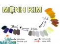 Hướng dẫn chọn sim năm sinh cho mệnh Kim đơn giản