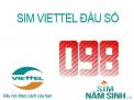 Ý nghĩa sim năm sinh Viettel đầu số 098 là gì?