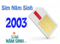 Hướng dẫn mua sim năm sinh 2003 vượng khí tại simnamsinh.vn