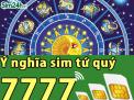Ý nghĩa sim tứ quý 7777 và những điều bí ẩn